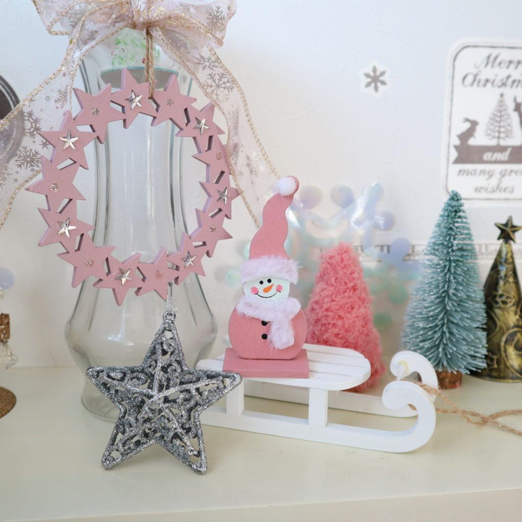 クリスマス デコレーション 部屋