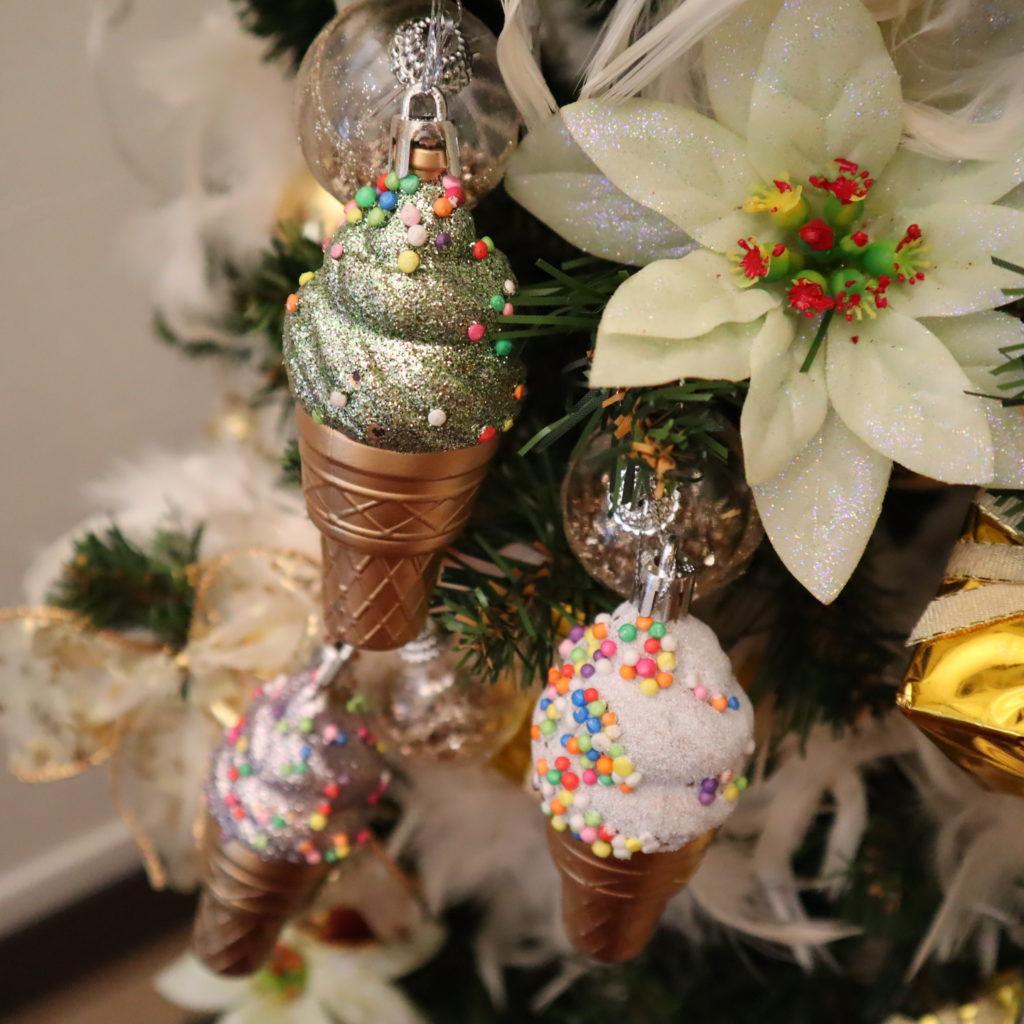ダイソー クリスマス飾り
