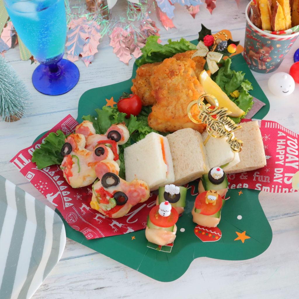 クリスマス パーティー料理 簡単