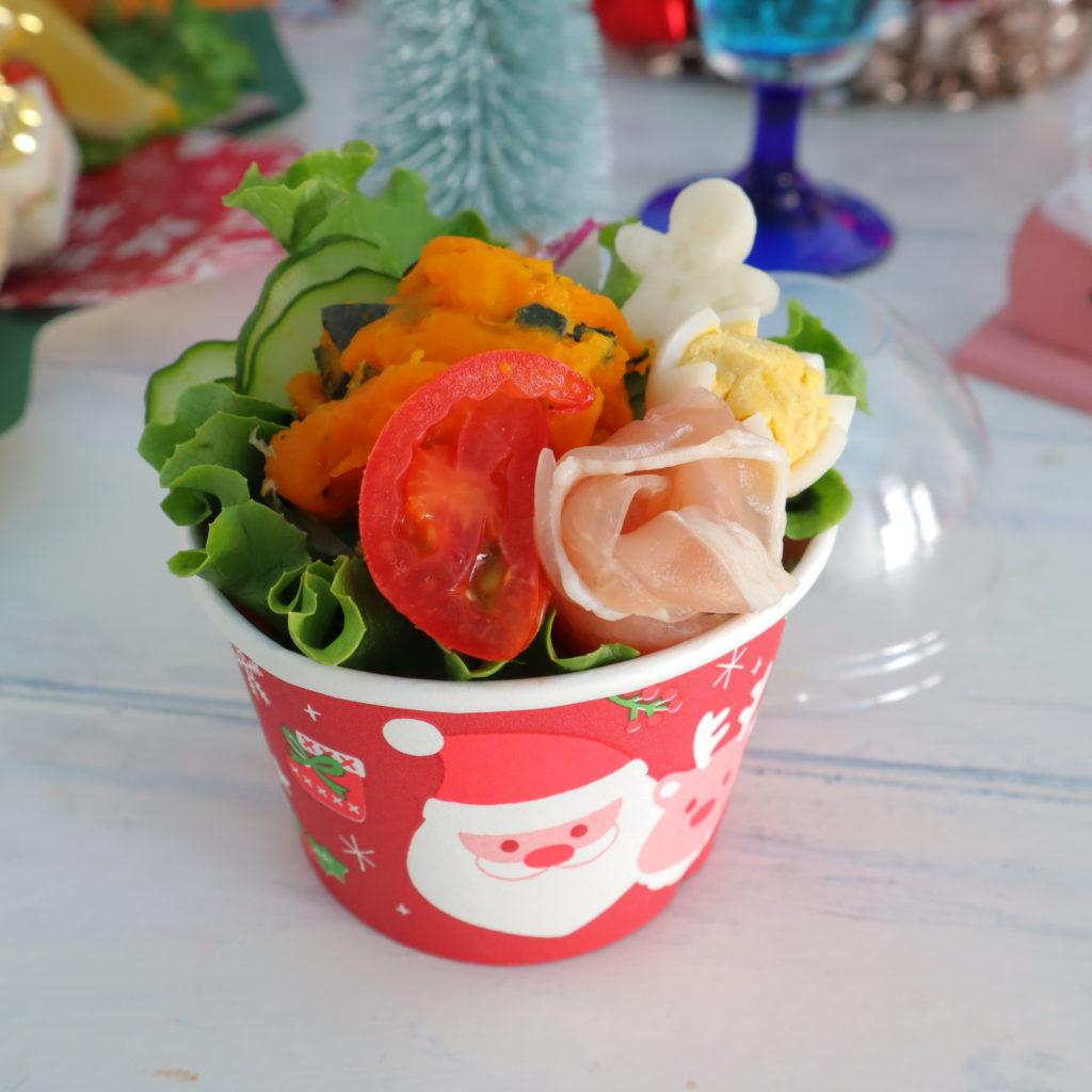 クリスマス お弁当 簡単
