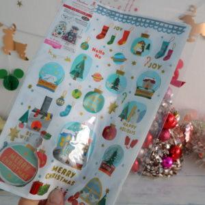 クリスマス ラッピング袋 100均