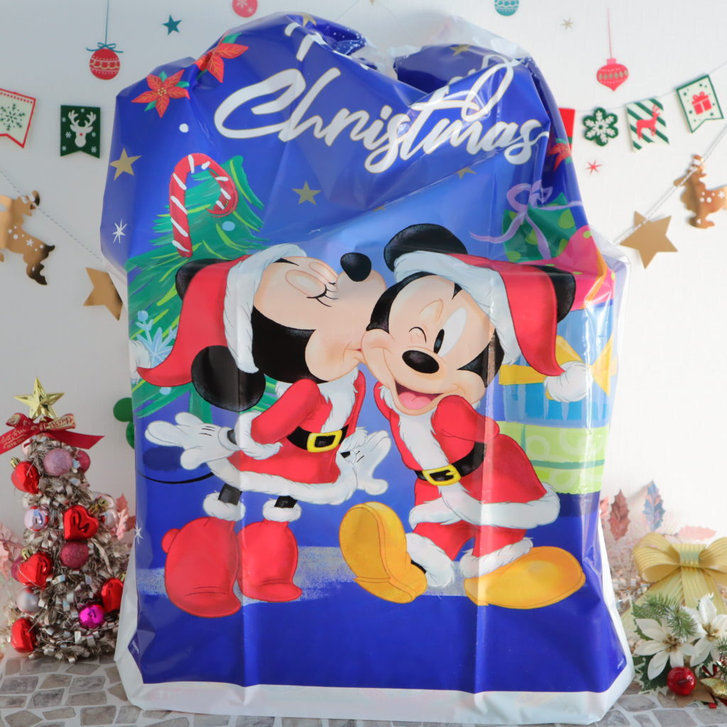 ダイソー クリスマス 袋