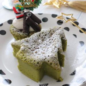 クリスマスケーキ 手作り ツリー