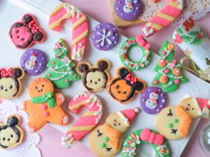 クリスマス クッキー レシピ