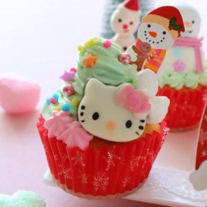 カップケーキ デコレーション