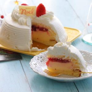 セブン かまくらケーキ