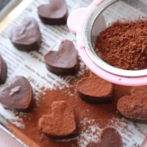 チョコ 生クリーム レシピ