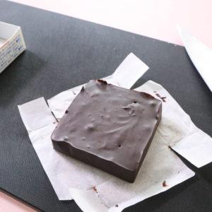 生チョコ 型 代用