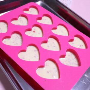 バレンタイン 手作り 簡単 大量