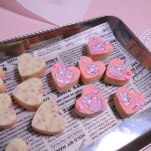 バレンタインチョコ 手作り 大量生産