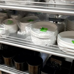 ダイソー 園芸用品 鉢