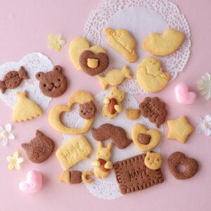 型抜きクッキー レシピ