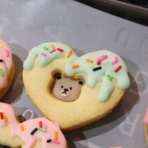 チョコレートサンドクッキー レシピ