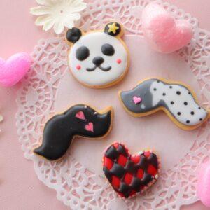 アイシングクッキー デザイン
