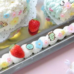 すみっこぐらし ケーキ 手作り