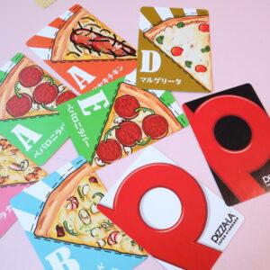 ダイソー カードゲーム ピザ