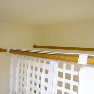 ダイソー 突っ張り棒 棚