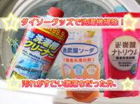 洗濯機 掃除 塩素系漂白剤 やり方