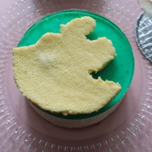 プリキュア ケーキ 手作り