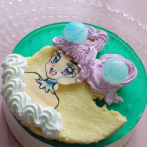 キュアラメール ケーキ