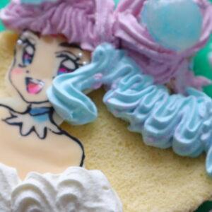 キャラクターケーキ プリキュア