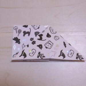 ジャックオランタン 折り紙