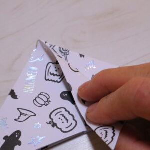 折り紙 かぼちゃ