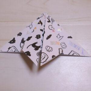 折り紙 かぼちゃ 簡単