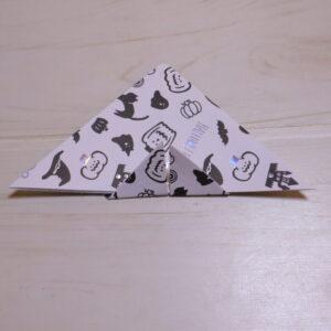 かぼちゃ 折り紙 簡単 3歳児