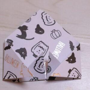 折り紙 ハロウィン かぼちゃ