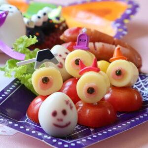 ハロウィン パーティー 料理 子供