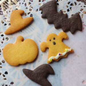 ハロウィン クッキー型 100均