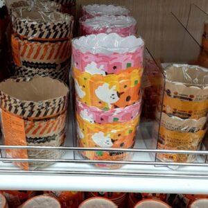 ハロウィン ケーキ 紙型