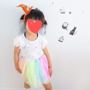 ハロウィン仮装 子供 女の子