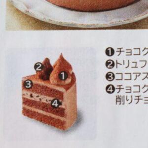 コンビニ クリスマスケーキ 比較