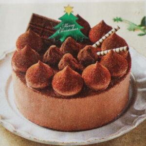 クリスマスケーキ ローソン