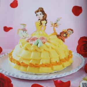 クリスマスケーキ 2021 プリンセス