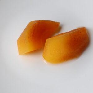 柿 冷凍 保存