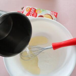 キャラメルチーズケーキ レシピ