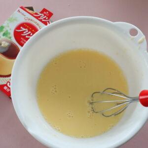 キャラメルレアチーズケーキ レシピ