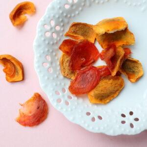 柿の保存方法